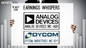 Owler Reports - Analog: Earnings Whisper: Analog Devices Inc