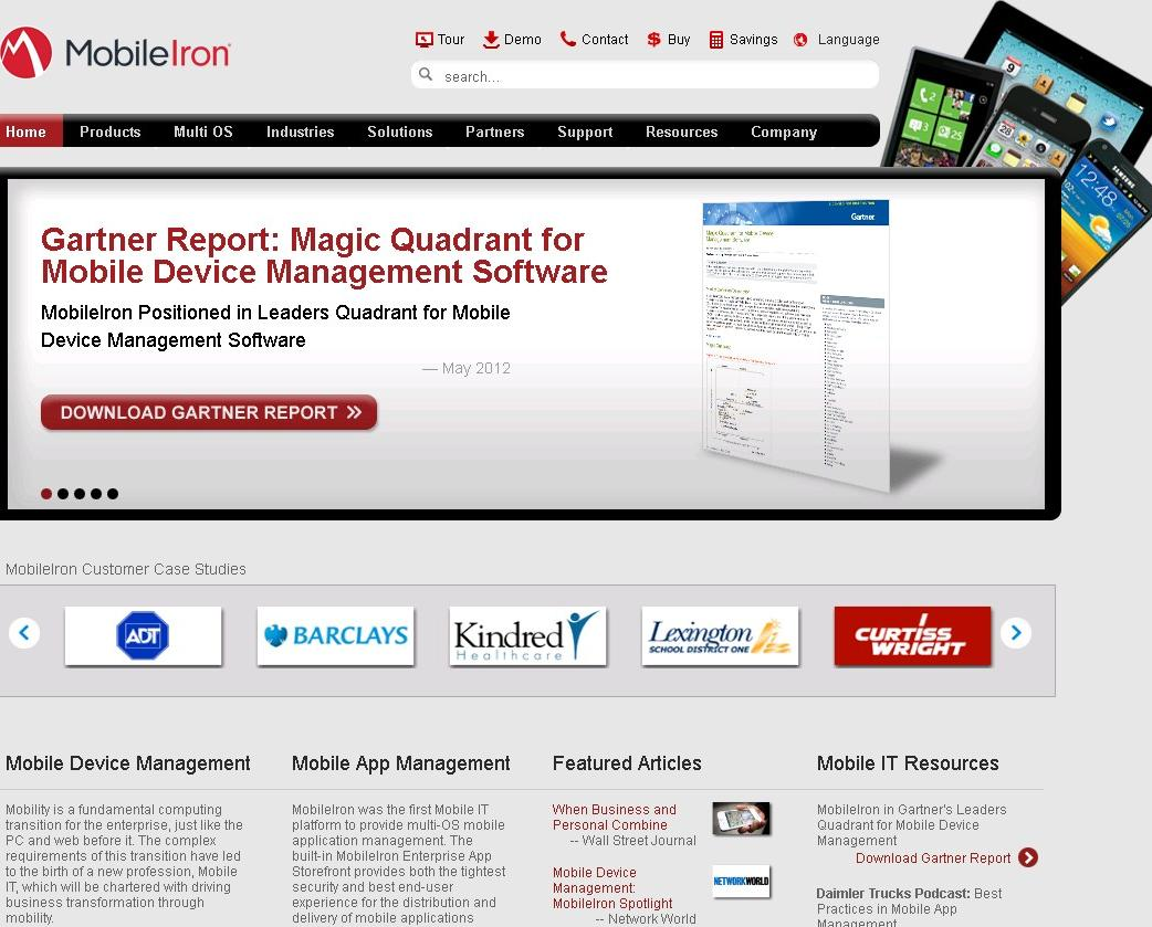 Owler Reports - MobileIron: Why This Company Broke Its