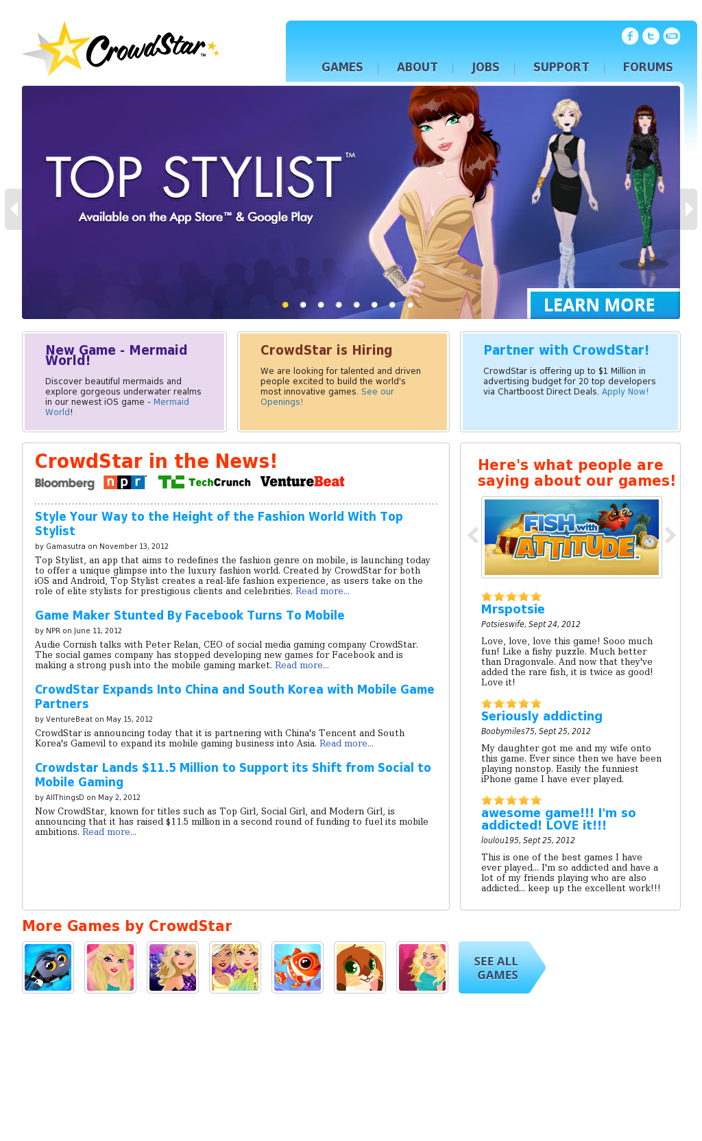 CrowdStar Competitors, Revenue and Employees - Owler Company