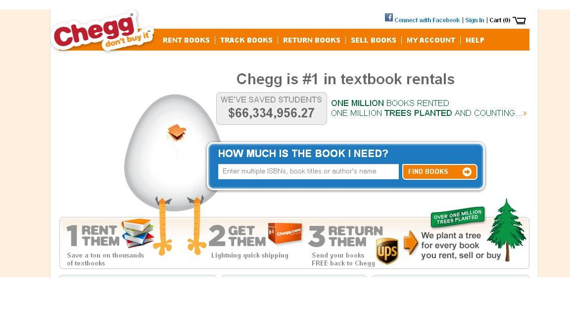 Chegg Competitors, Revenue and Employees - Owler Company Profile