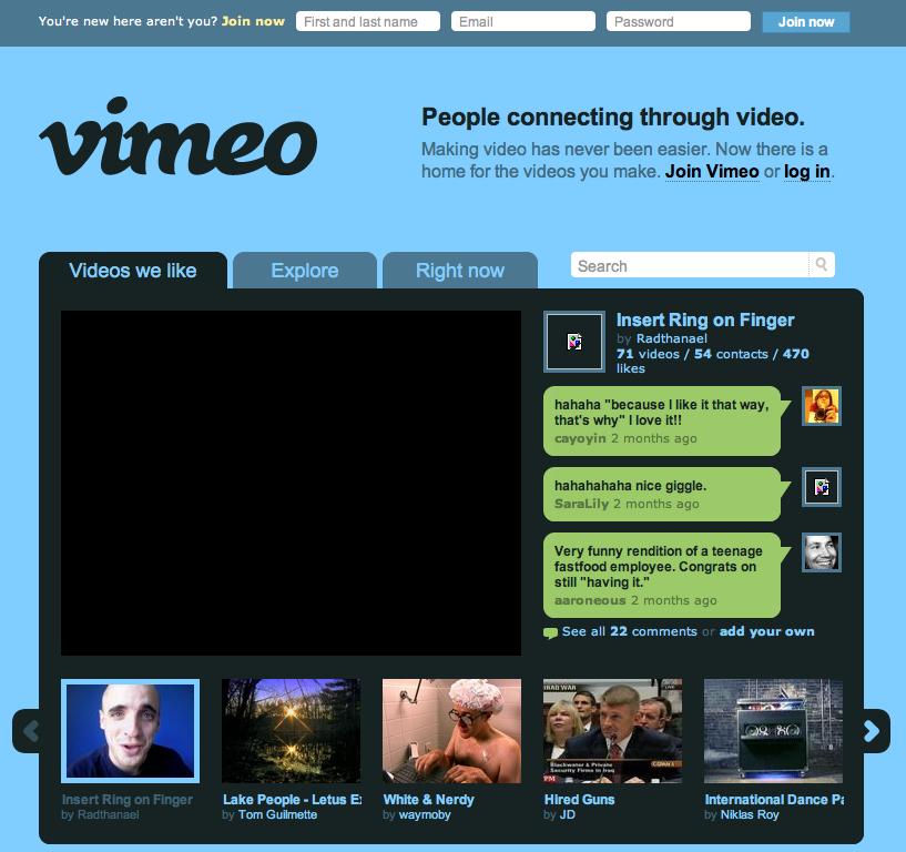 Vimeo competitors revenue and employees owler company profile malvernweather Gallery