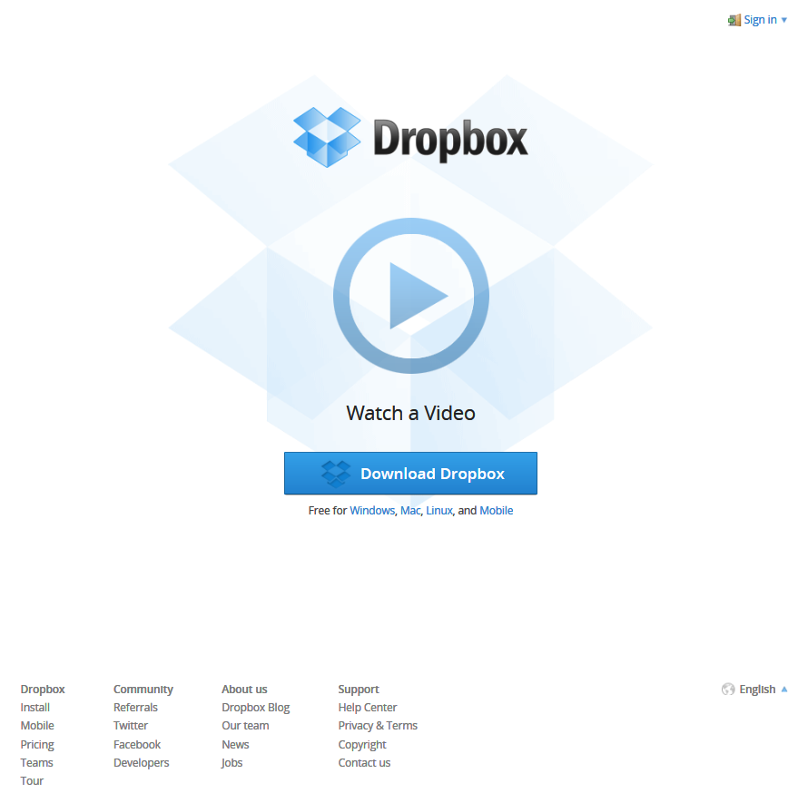 Dropbox Competitors, Revenue and Employees - Owler Company