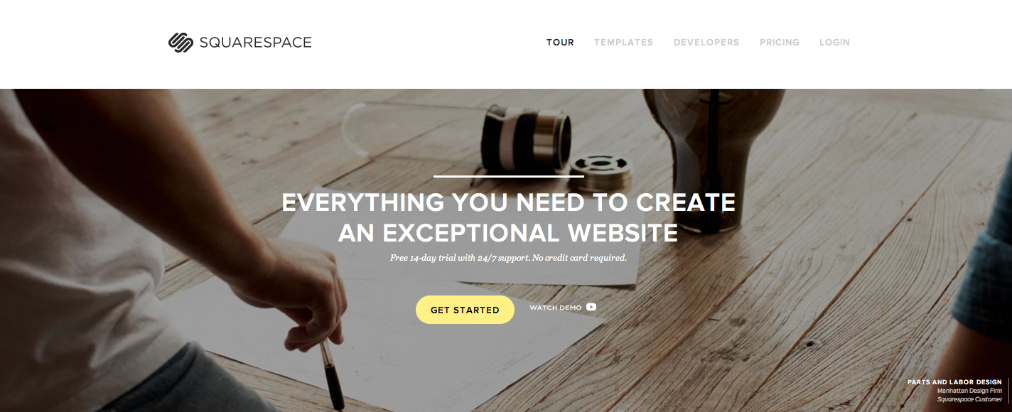 how to delete squarespace website