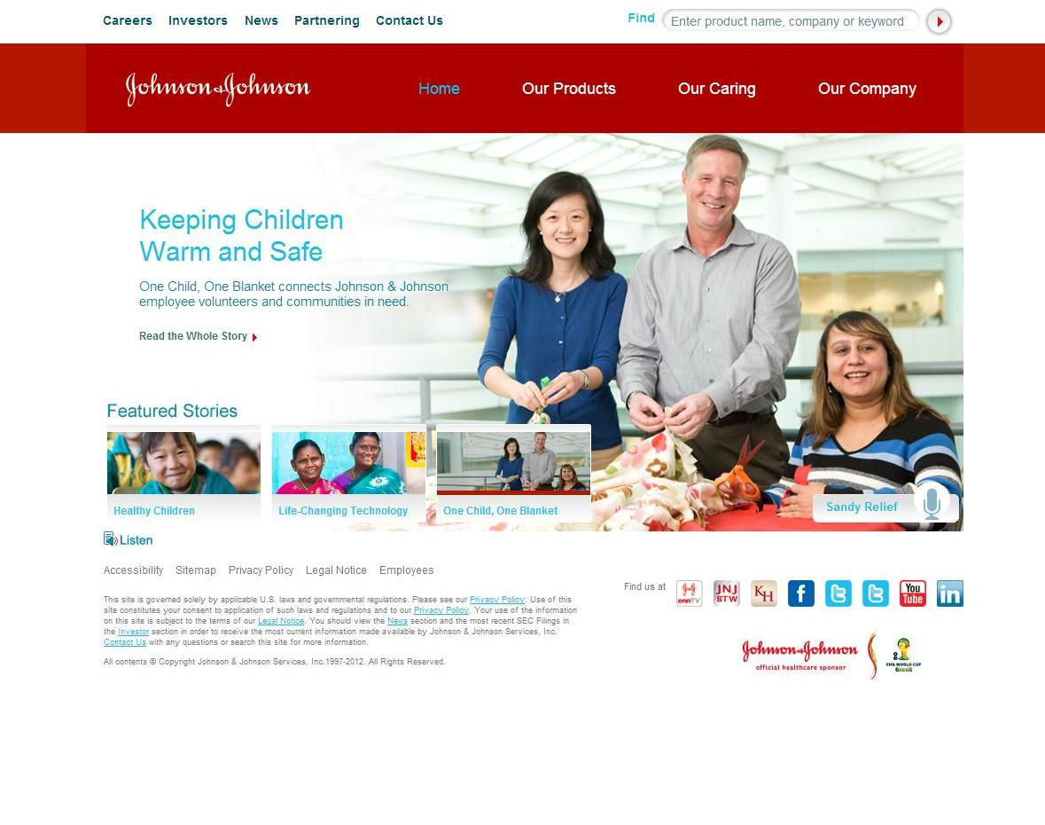 Owler Reports - Johnson & Johnson: J&J Company DePuy Synthes Buys