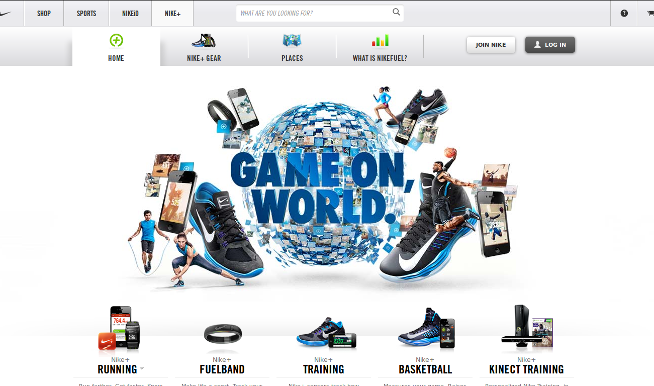 nike customer profile Value proposition nike, inc is the world's leading innovator in athletic footwear,  view my complete profile awesome inc theme.