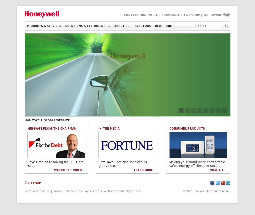 Honeywell Competitors, Revenue and Employees - Owler Company Profile
