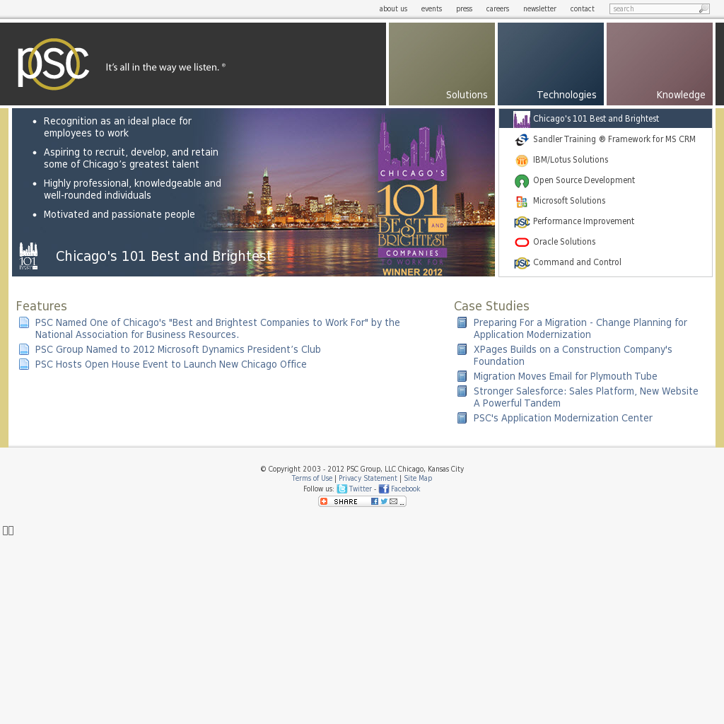 PSC Group Competitors, Revenue and Employees - Owler Company