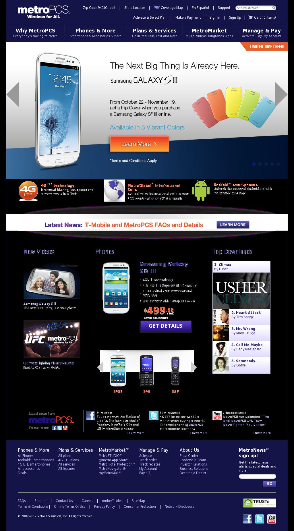Metro Pcs Competitors Revenue And Employees Owler Company Profile
