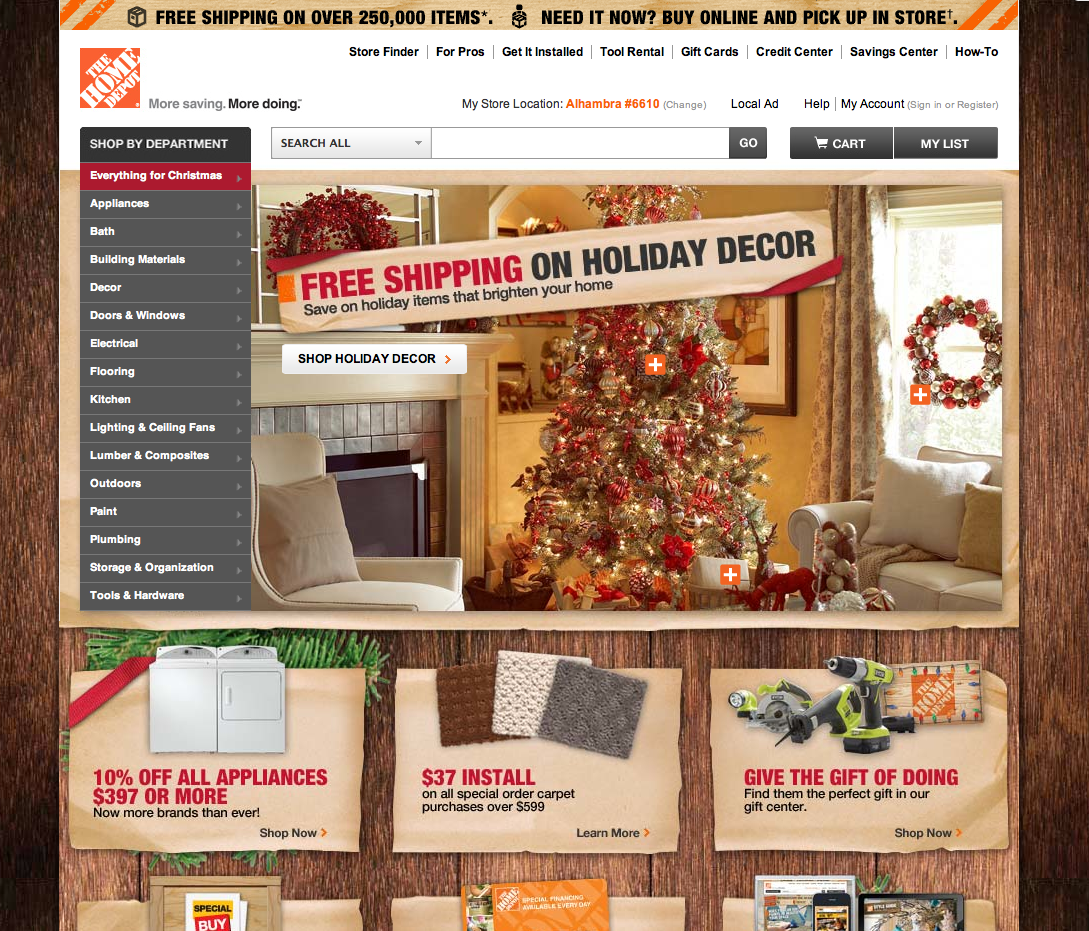 Home Depot Competitors Revenue And Employees Owler Company Profile Christmas Lights Circuit 555 Aquarium Led Lighting