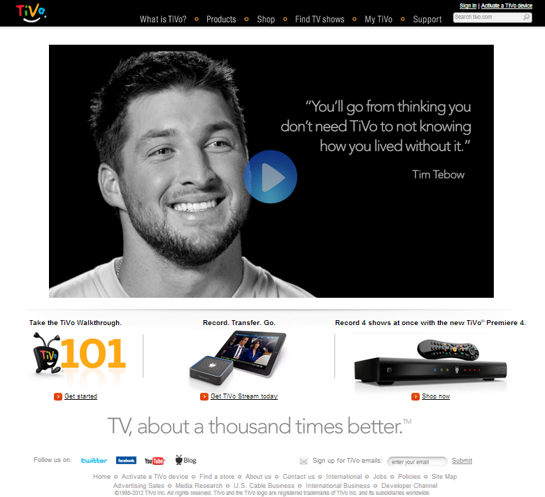 TiVo Competitors, Revenue and Employees - Owler Company Profile