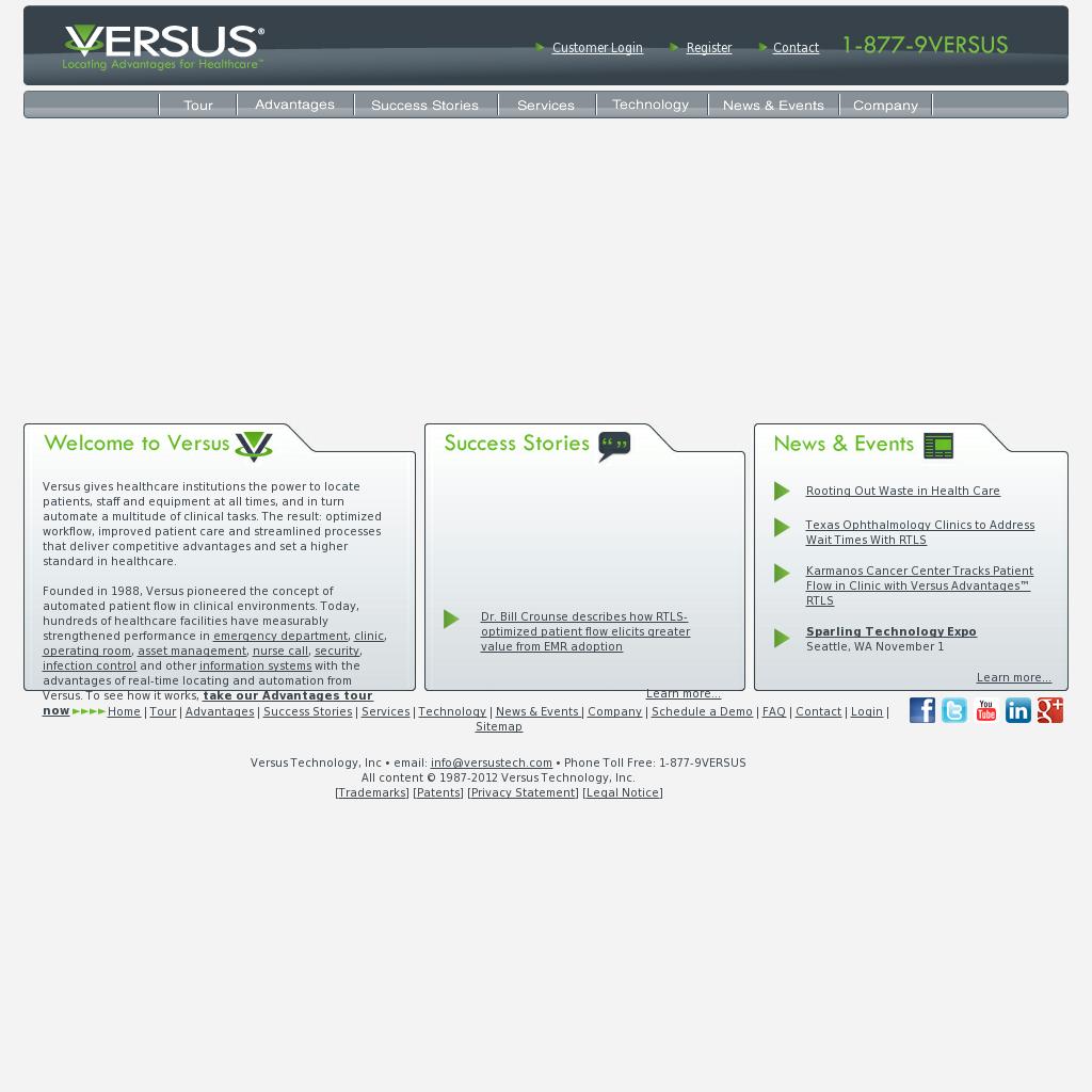Versus Technology Company Profile | Owler
