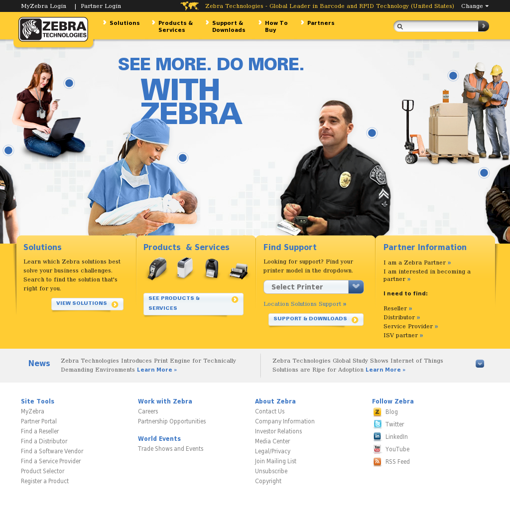 Zebra Technologies Competitors, Revenue and Employees - Owler