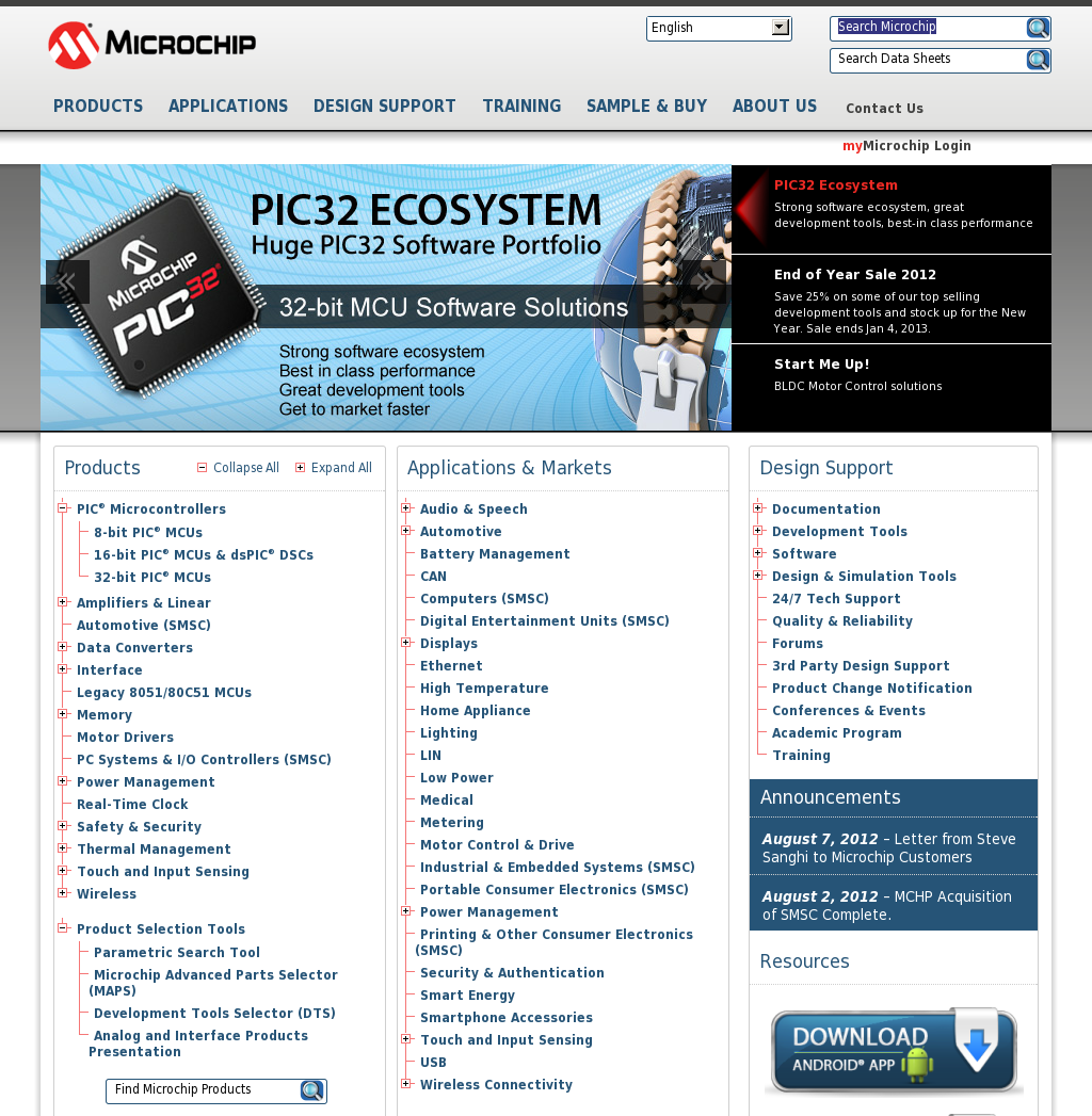 Microchip Competitors, Revenue and Employees - Owler Company Profile