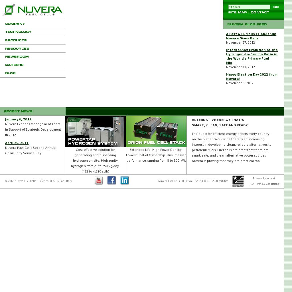 Nuvera Competitors, Revenue and Employees - Owler Company Profile