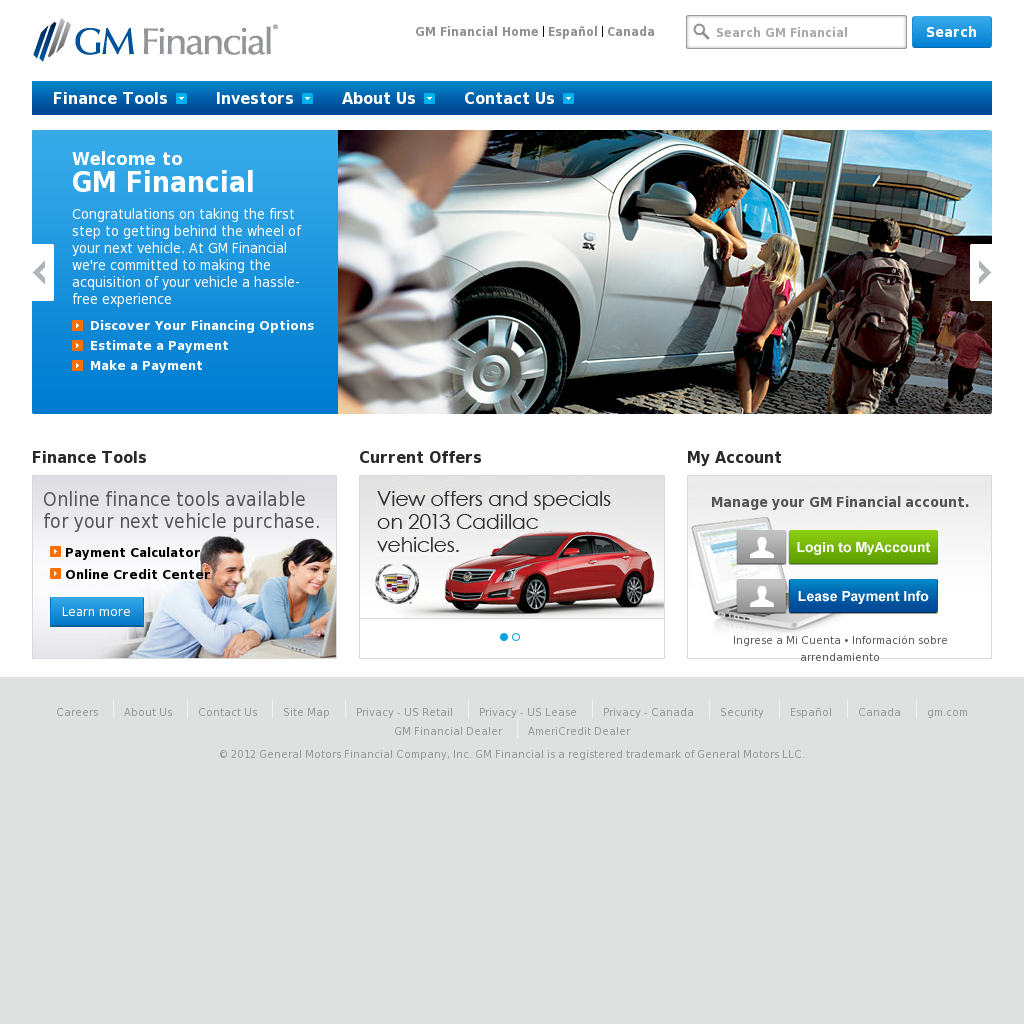 Gm Financial Lease Payment >> Gm Financial Competitors Revenue And Employees Owler