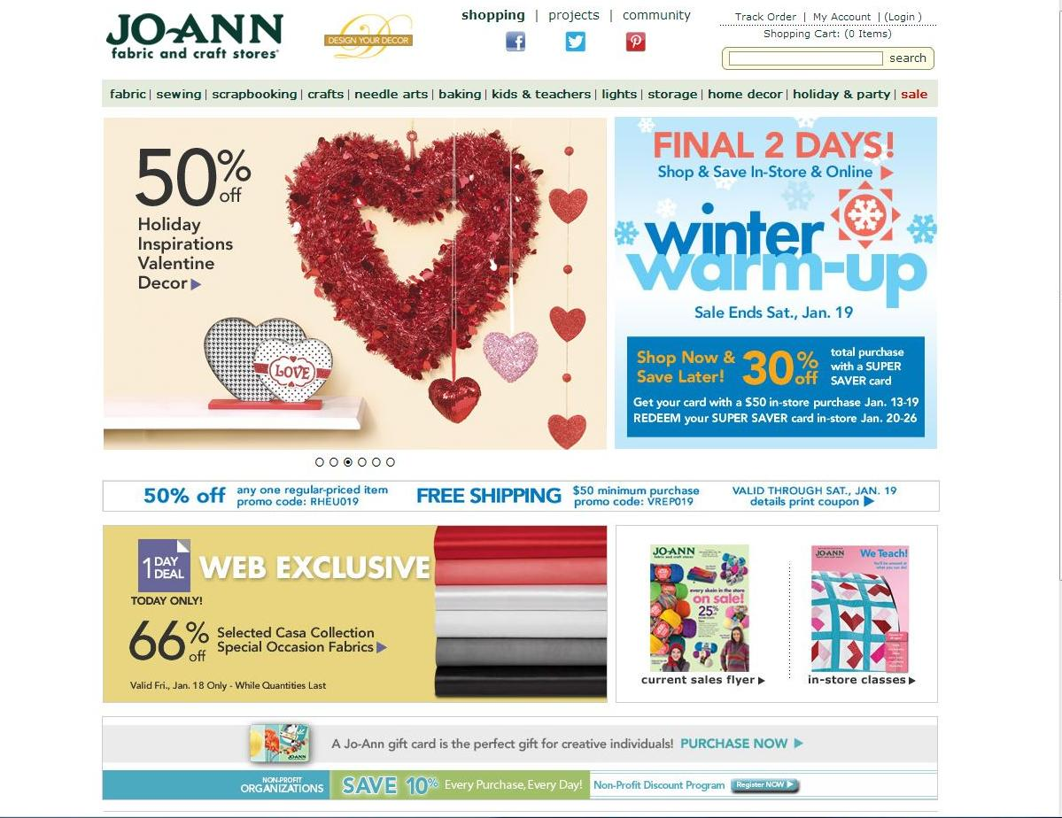 Joann Competitors, Revenue and Employees - Owler Company Profile