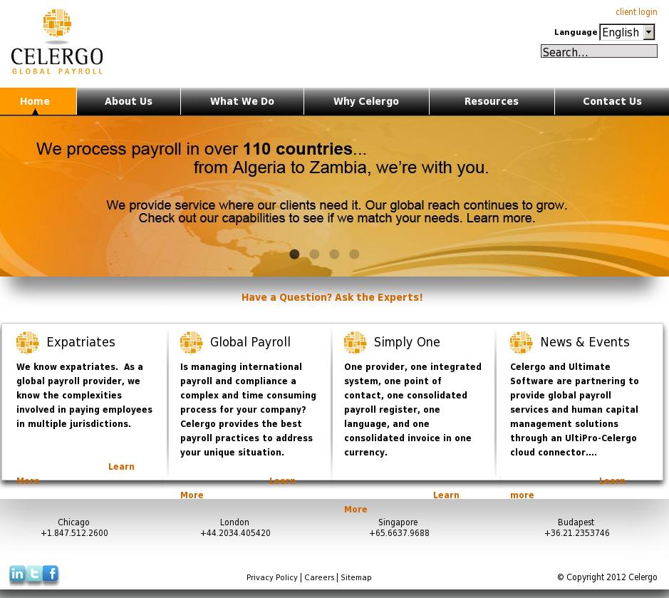 Celergo Competitors, Revenue and Employees - Owler Company