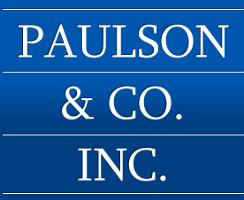 Хедж фонд - Paulson & Co.