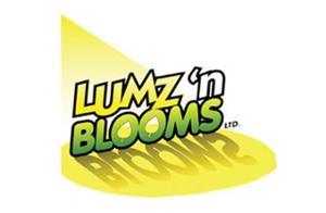Lumz 'N Blooms logo
